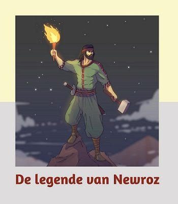 De legende van Newroz – Destana Newrozê