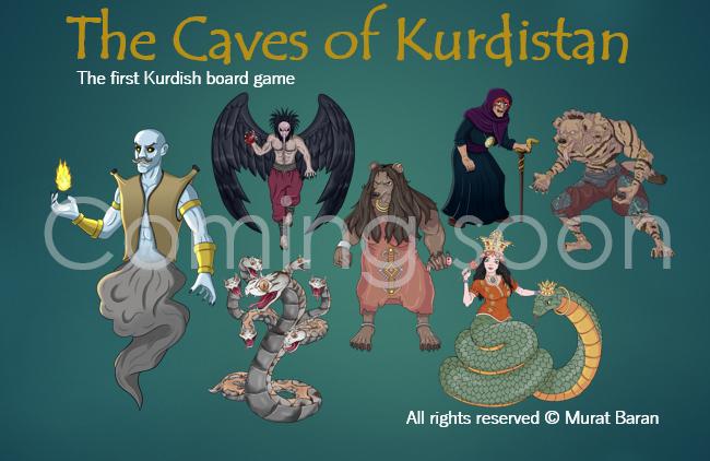The Caves of Kurdistan – Şikeftên Kurdistanê