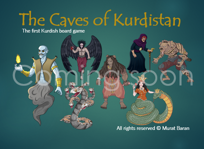 The Caves of Kurdistan – Şikeftên Kurdistanê