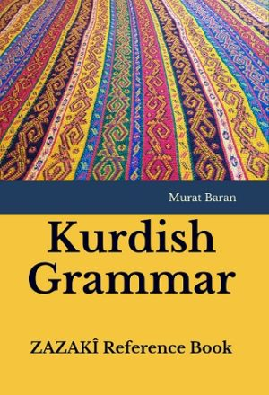 zazaki grammar book